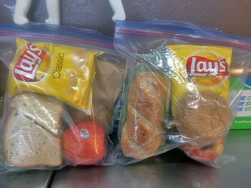 Mama Macs Packed Lunch Sandwiches To Go